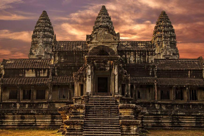 Описание страны Камбоджа